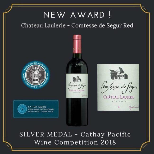 Laulerie Comtesse de Ségur Silver Award