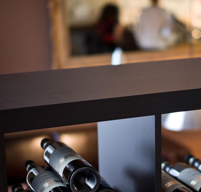 Cellier de vins